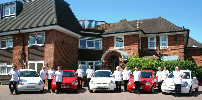 St Georges Care Home, Milford on Sea, Lymington, Hampshire